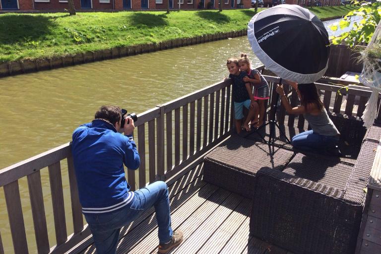 fotograaf thuis Den Hoorn