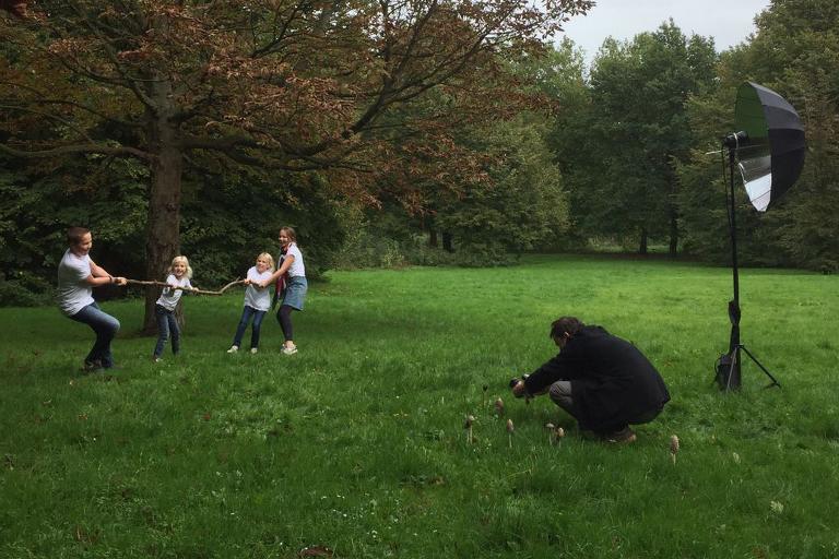 fotograaf op locatie Delft